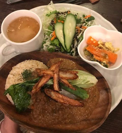 Paprika Shokudo Vegan Restaurant Osaka, Japan