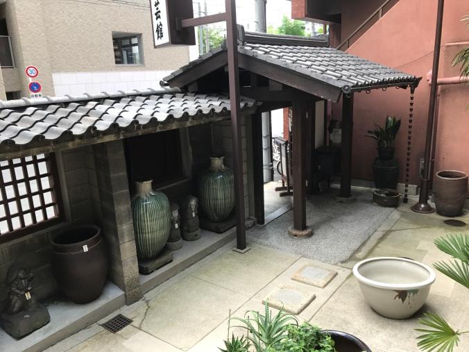 Japan Folk Art Museum  Osaka