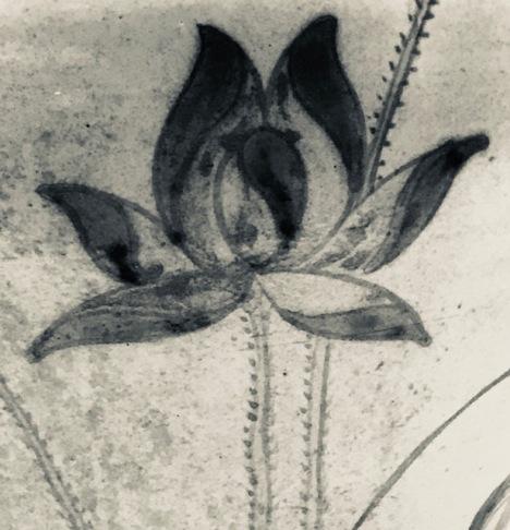 Ying Yang Lotus by Sydney Solis