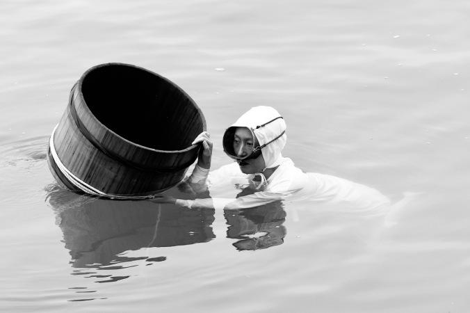Mikimoto Pearl Island Divers.