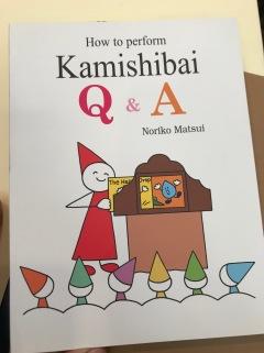 Noriko Matsui's How to Perform Kamishibai Q&A book
