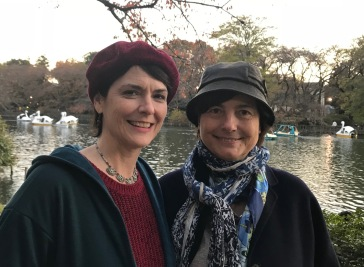 At the 2017 Kamishibai Senimar I befriended Catherine Rey-Herme Cousins. She is French and lives in Singapore and founded a non-profit publisher Open Book Editions, which funds open free libraries in Cambodia.