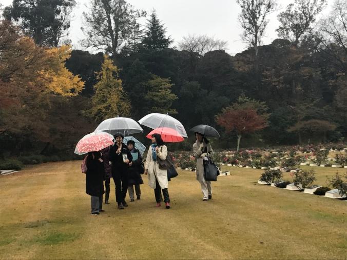 Yokohama War Cemetery.