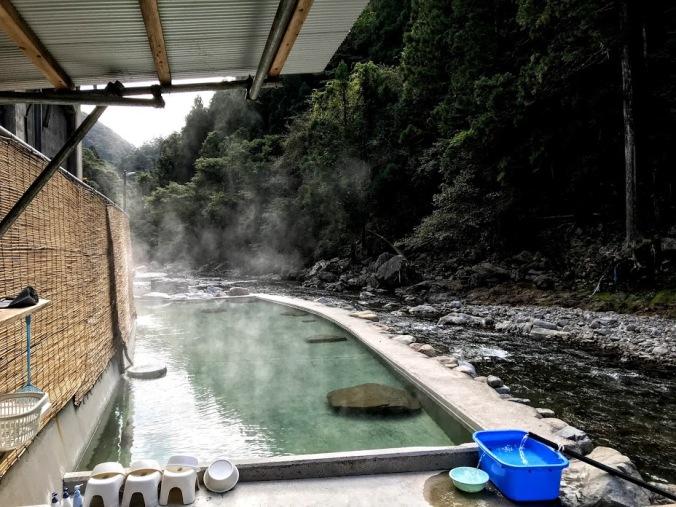 Kamiyusou Onsen, Totsukawa,Nara