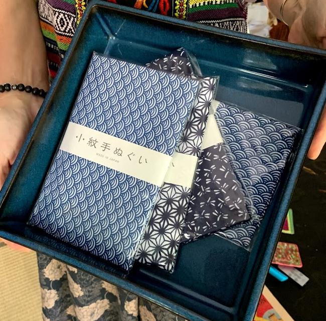 Japanese napkins