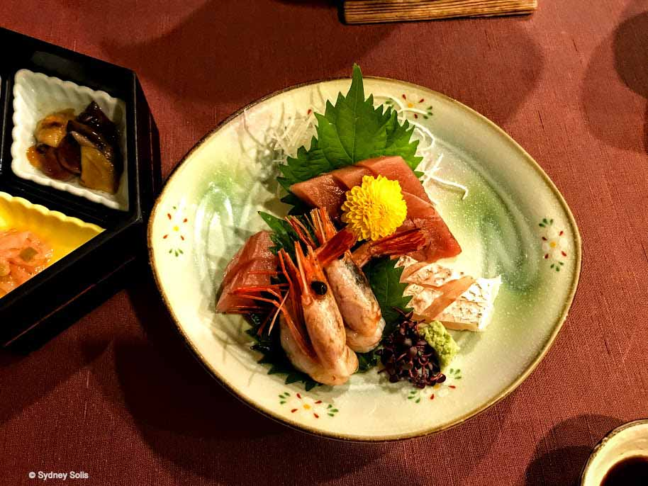 Japanese kaiseki dining is an experience of mindfulness bliss to feast upon not just food but beauty and sensuous joy.