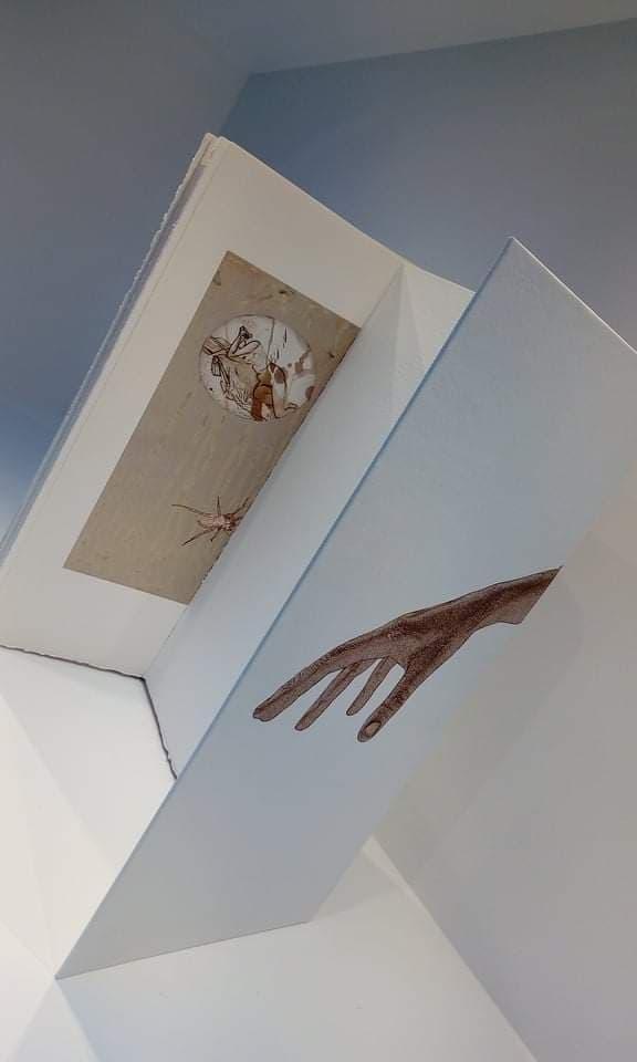 Vaya Politi's Pandora's Box art book.