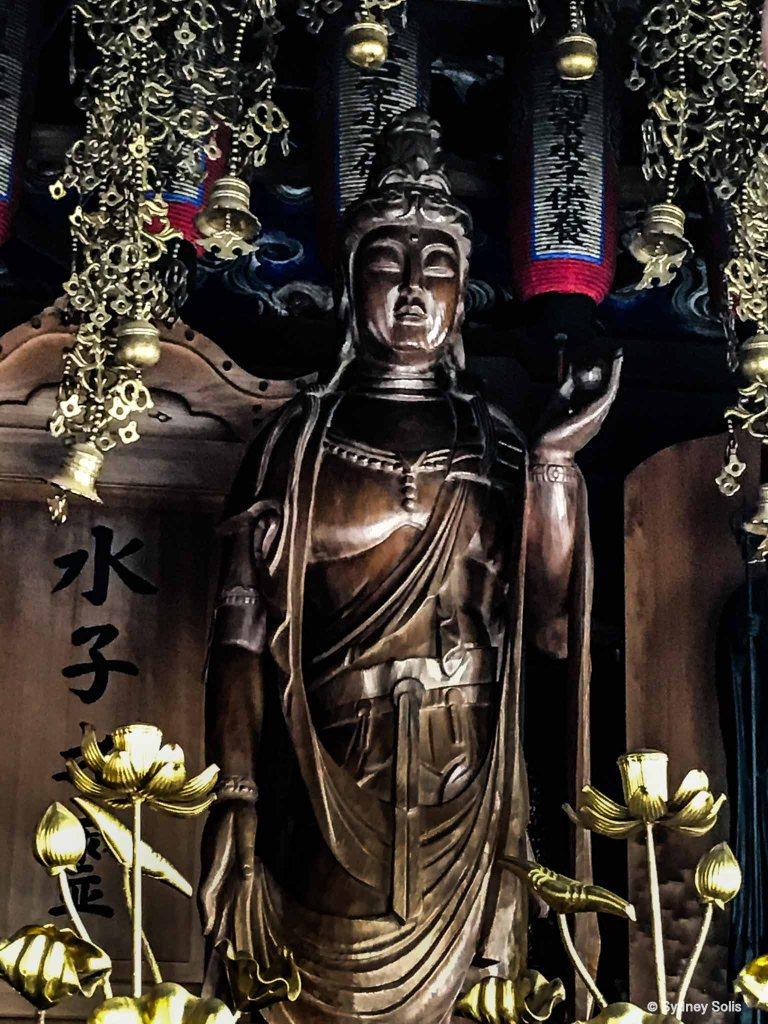 熊野古道 Kumano Kodō: 青岸渡寺 Seiganto-ji Buddhist Temple