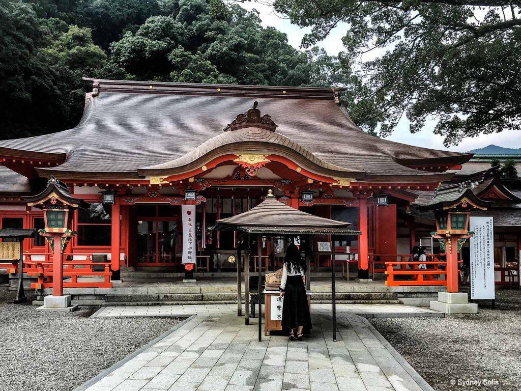 熊野古道 Kumano Kodō: Nachi Taisha Shinto Shrine