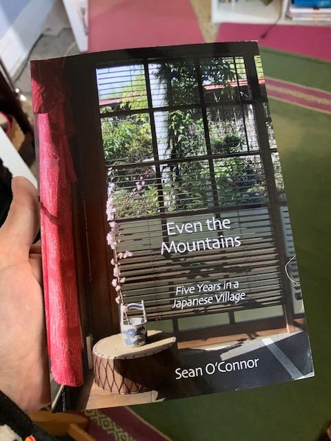 Sean O'Connor's Even the Mountains.